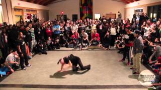 B-Girl Exhibition Battle (2012): Trinity College International Hip Hop Festival