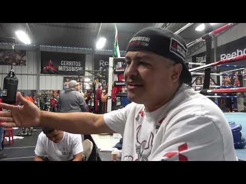 Robert Garcia Review Of Manny Pacquiao vs Adrien Broner EsNews Boxing