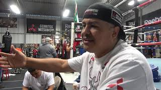 Robert Garcia Review Of Manny Pacquiao ...