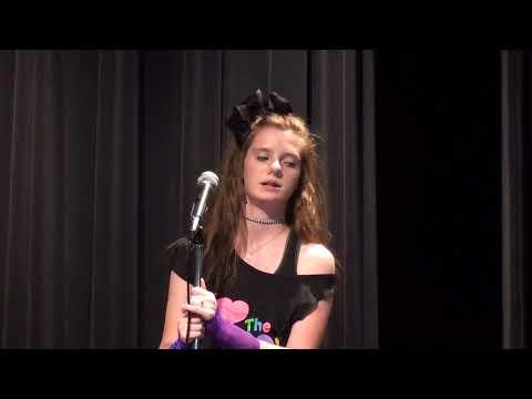 Hunt Middle School, Frisco Texas, Emery Wilkerson - Dont Stop Believin - Director Taylor Weeks