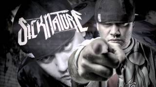 Sicknature - Deceitful Industry ft Celph Titled (OFFICIAL VERSION) w/ Lyrics