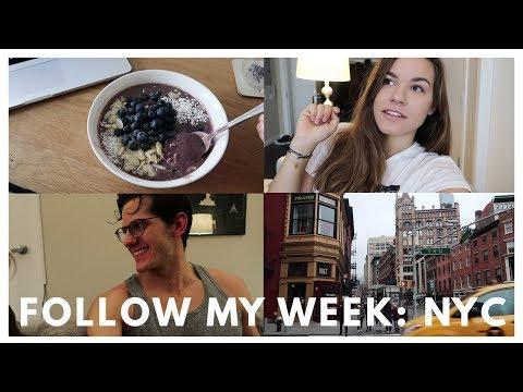 Zurück in New York, diesmal für 3 Monate!   FMW