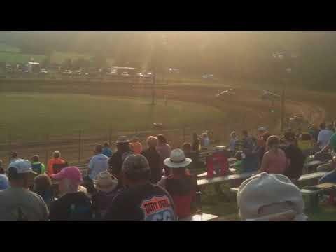 Sprint Car Heat 2 Paragon Speedway
