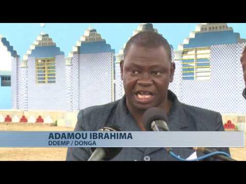 Djougou : Direct-Aid Bénin inaugure le centre socio-éducatif An-Nadjah