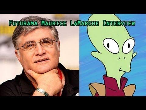 Futurama Maurice LaMarche