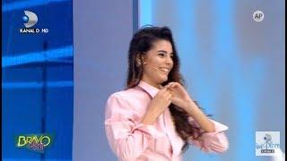 Bravo, ai stil! (24.11.2017) - Ramona a inceput sa se dezbrace in platou!