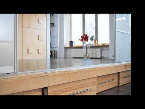 Оформление подиума в квартире современными  дизайнерами