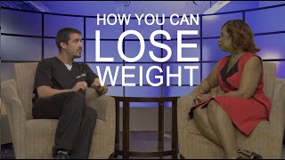 Dr. Jacome on the Talking it Up Show: How to Lose Weight