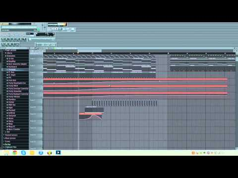 Dark horse by Katy perry fl studio remake/tutorial