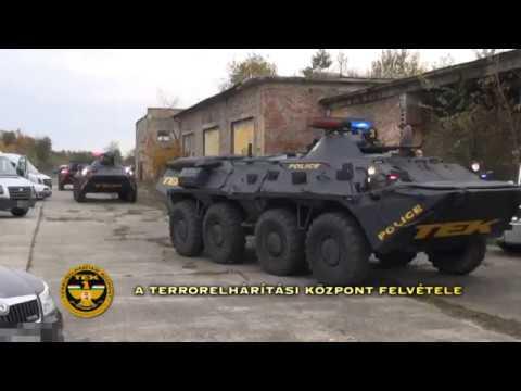 TEK - Teréz körúti robbantó elfogása