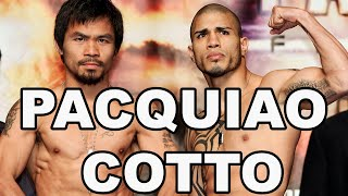 PACQUIAO VS COTTO