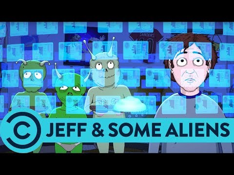 Jeff's Online Dating Profile - Jeff & Some Aliens | Comedy Central