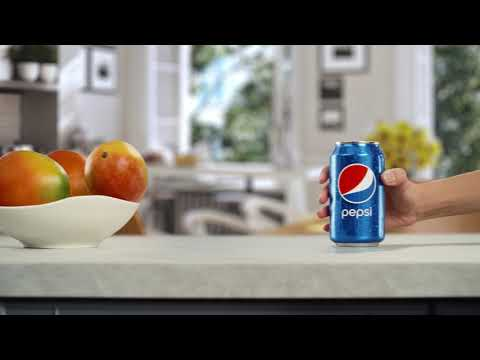 Pepsi? to Introduce First Permanent Flavored Cola in Five Years - Pepsi Mango.