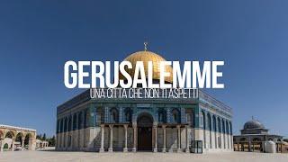 Una Gerusalemme che non ti aspetti Israele e Cisgiordania 2