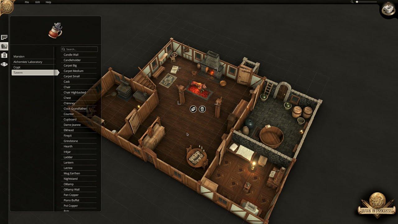 Devlog #2: manual map design
