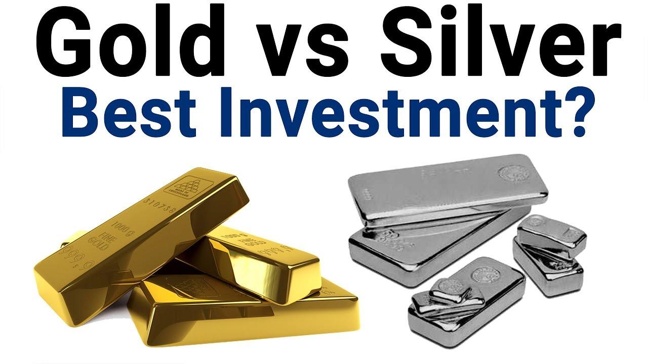 Gold ETFs vs Silver ETFs - Best Investments for 2019? - YouTube