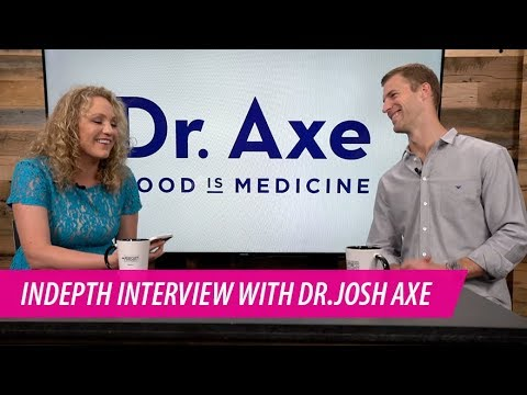 Dr.Axe | How to Become the Go-To Expert in Your Industry | The Pursuit with Kelsey Humphreys