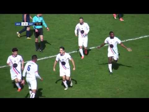 FC Alverca vs Alta de Lisboa - Melhores momentos