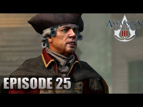 Assassin's Creed 3 - Let's Play (FR) | Episode 25 : JOHN PITCAIRN !