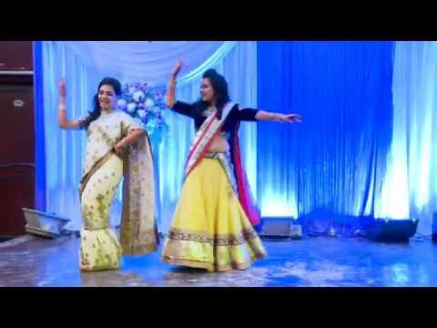 Dream Merchants 1113 - Sangeet - Bride dance - leja leja re