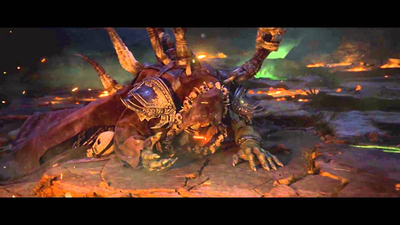 《魔獸世界:德拉諾之霸》片頭動畫 (英文語音/中文字幕) - YouTube