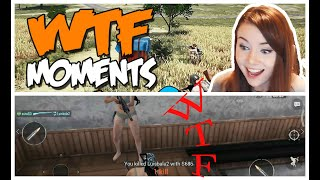 PUBG Mobile highlights funny gameplay and all WTF moments