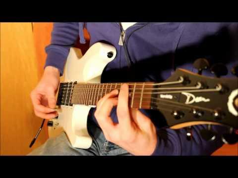 Jennifer Rostock - Paris [guitar cover] HD