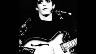 "Lou Reed - Hangin' Round (acoustic version) from ""Transformer"""