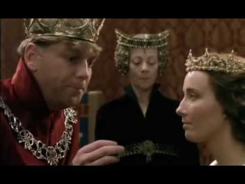 King Henry V and Princess Catherine of Valois 1989