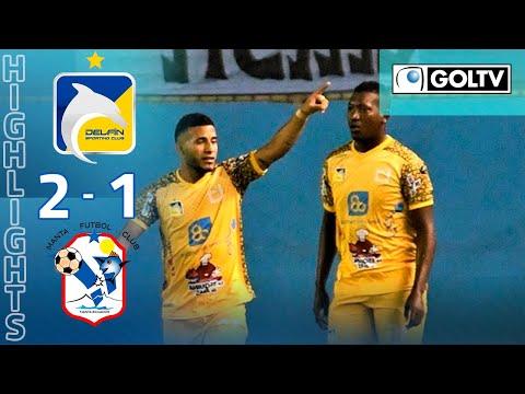 Delfin Manta FC Goals And Highlights