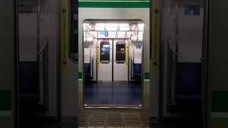 発車メロディー:C19綾瀬1番線 ♪市松模様