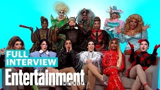 'RuPaul's Drag Race' Season 12 Queens Read Photos Of Their First Time In Drag | Entertainment Weekly