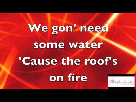 We Burnin Up Adam Hicks ft Chris Brochu  Full song wLyrics On Screen