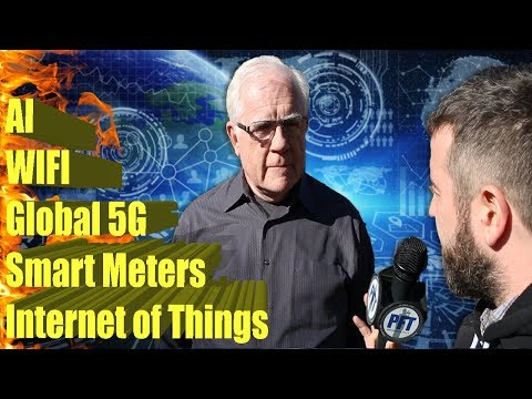 The INTERNET OF THINGS, 5G WIFI, SMART METERS, SURVEILLANCE And CONTROL OH MY!! (With Jerry Day)