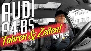 JP Performance - Audi A4 B5 | Fahren & Zeiten!