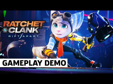 Ratchet & Clank: Rift Apart – Official PS5 Extended Gameplay Demo