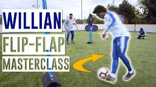 Willian Flip-Flap Masterclass! | Perfect Your Moves With Sure