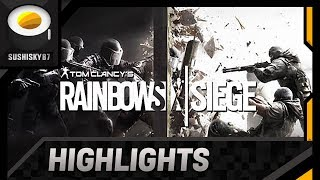 HIGHLIGHTS #10 RAINBOW SIX SIEGE (PC) PT-BR