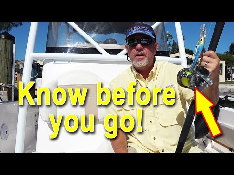 How To Use an Offshore Reel