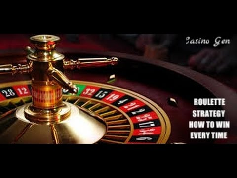Video Casino roulette tricks german