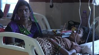 Survivors describe India stampede panic