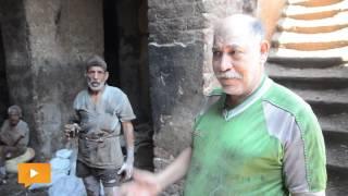 المدابغ اليدوية المهددة بالانقراض في «عرب المدابغ»