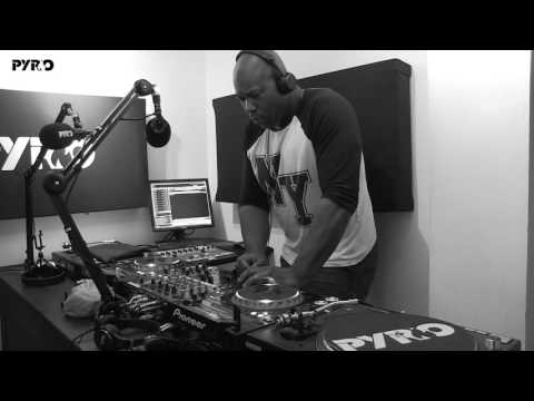 Mampi Swift & Coda Go B2B Live In The Mix - PyroRadio - (19/09/2016)