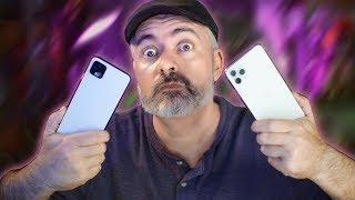 Pixel 4 XL vs iPhone 11  -  Ultimate Camera Comparison!