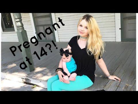 Single Mom at 14: My Story