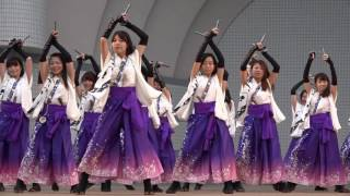 Super Yosakoi 2016 原宿表参道元気祭 代々木公園ステージ.