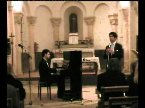 David Tukiçi - sings & Genc Tukiçi - piano  Mamma son tanto felice(2001)