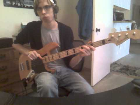 Primus - American Life (Bass Cover)
