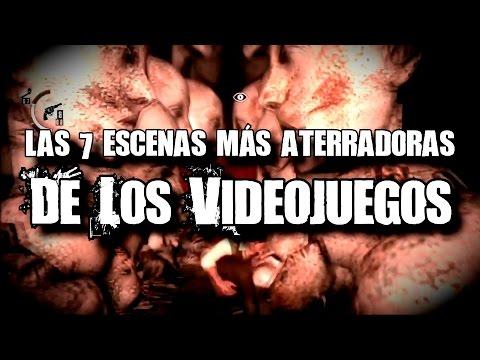 LAS 7 ESCENAS MÁS ATERRADORAS DE LOS VIDEOJUEGOS