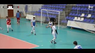 Футбол Уфа: Обзор матча   Волна-Атлетик